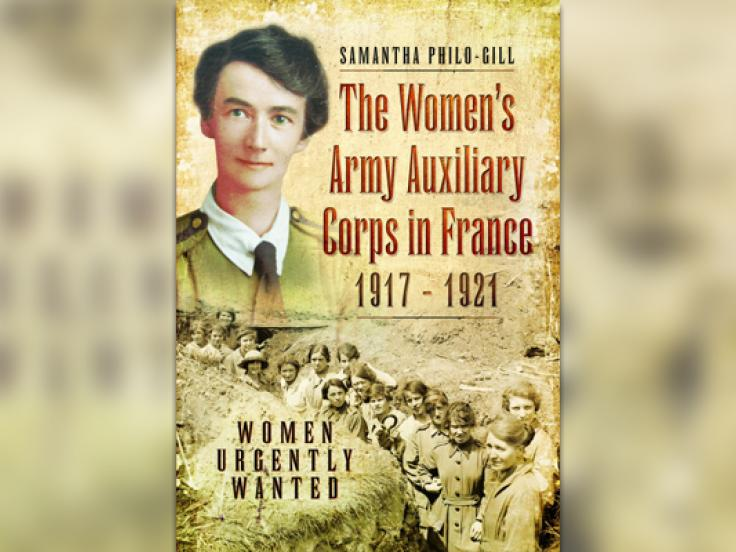 The Women's Army Auxiliary Corps in France