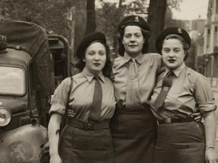 Jewish women in the Armed Forces
