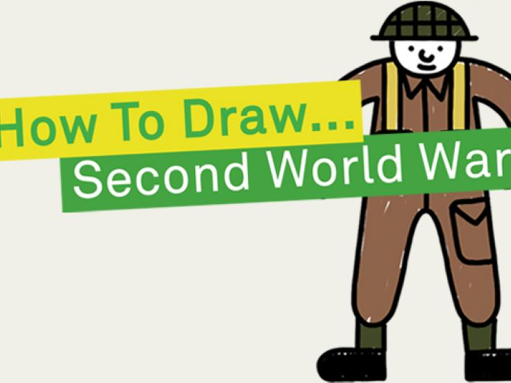 How to Draw: Second World War edition