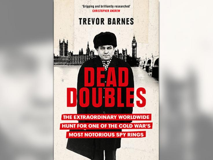 'Dead Doubles' book cover