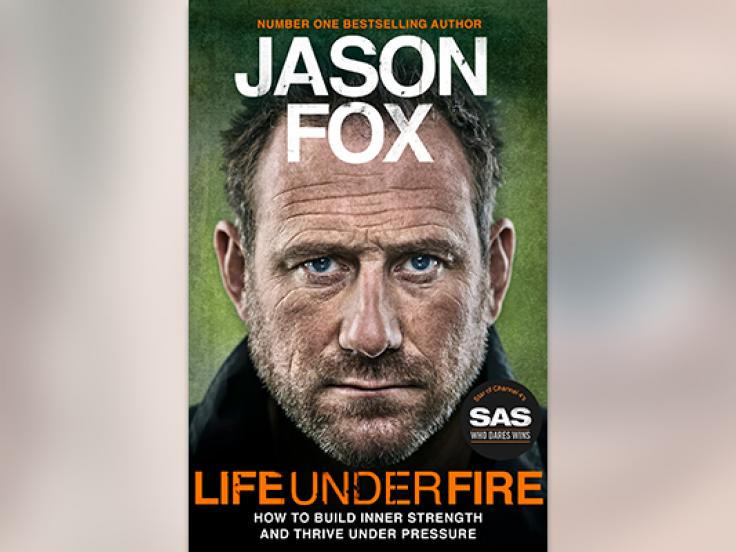 'Life Under Fire' book cover