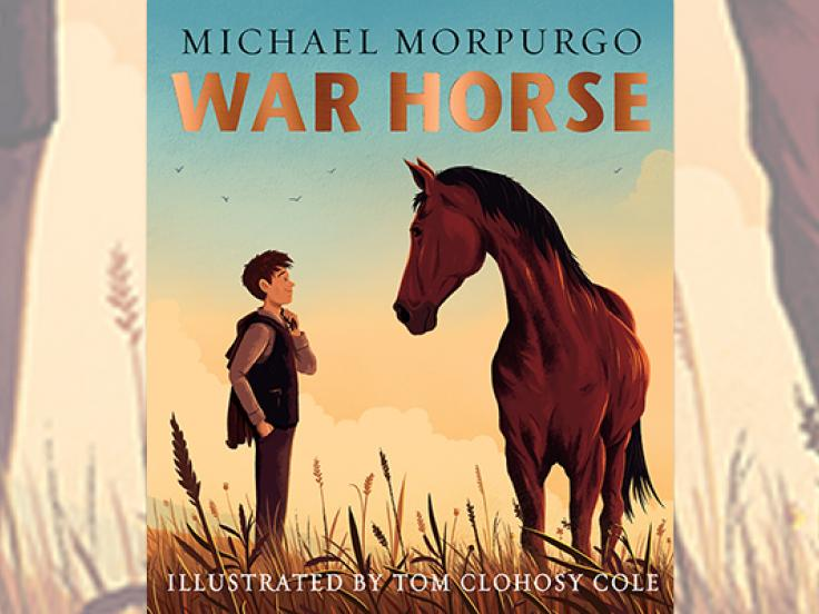 'War Horse' book cover
