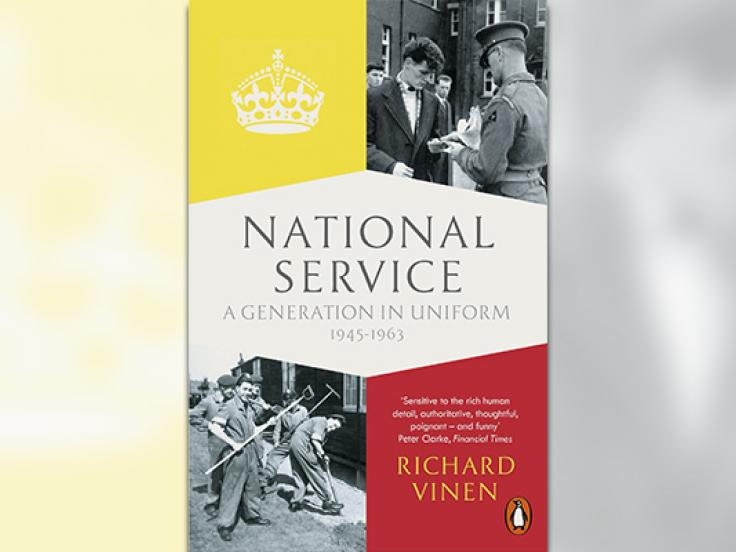 'National Service' book cover