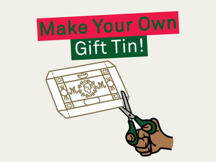 Make Your Own Gift Tin