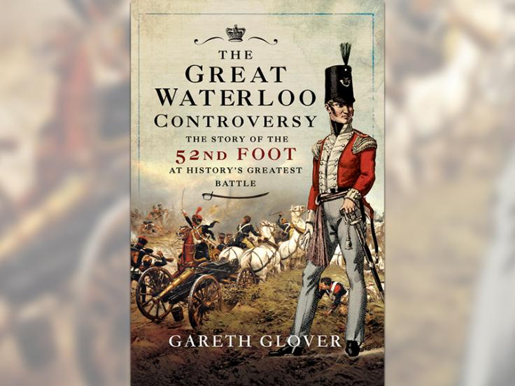 'The Great Waterloo Controversy' book cover