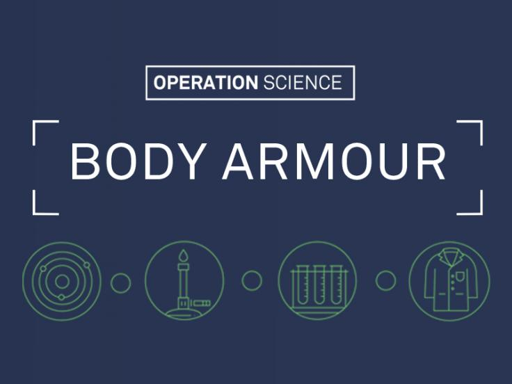 Operation Science: Body Armour