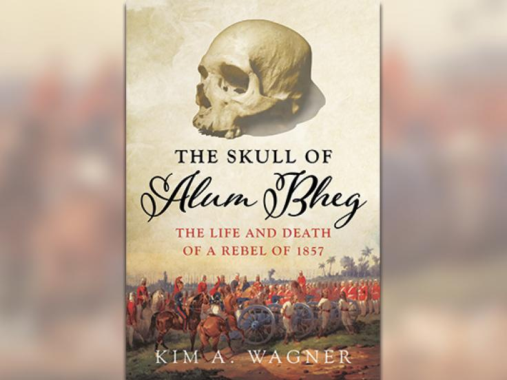 'The Skull of Alum Bheg' book cover