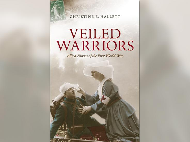 'Veiled Warriors' book cover