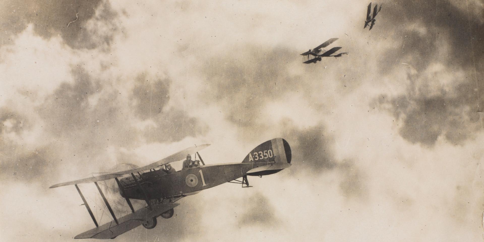 Royal Flying Corps, 1917