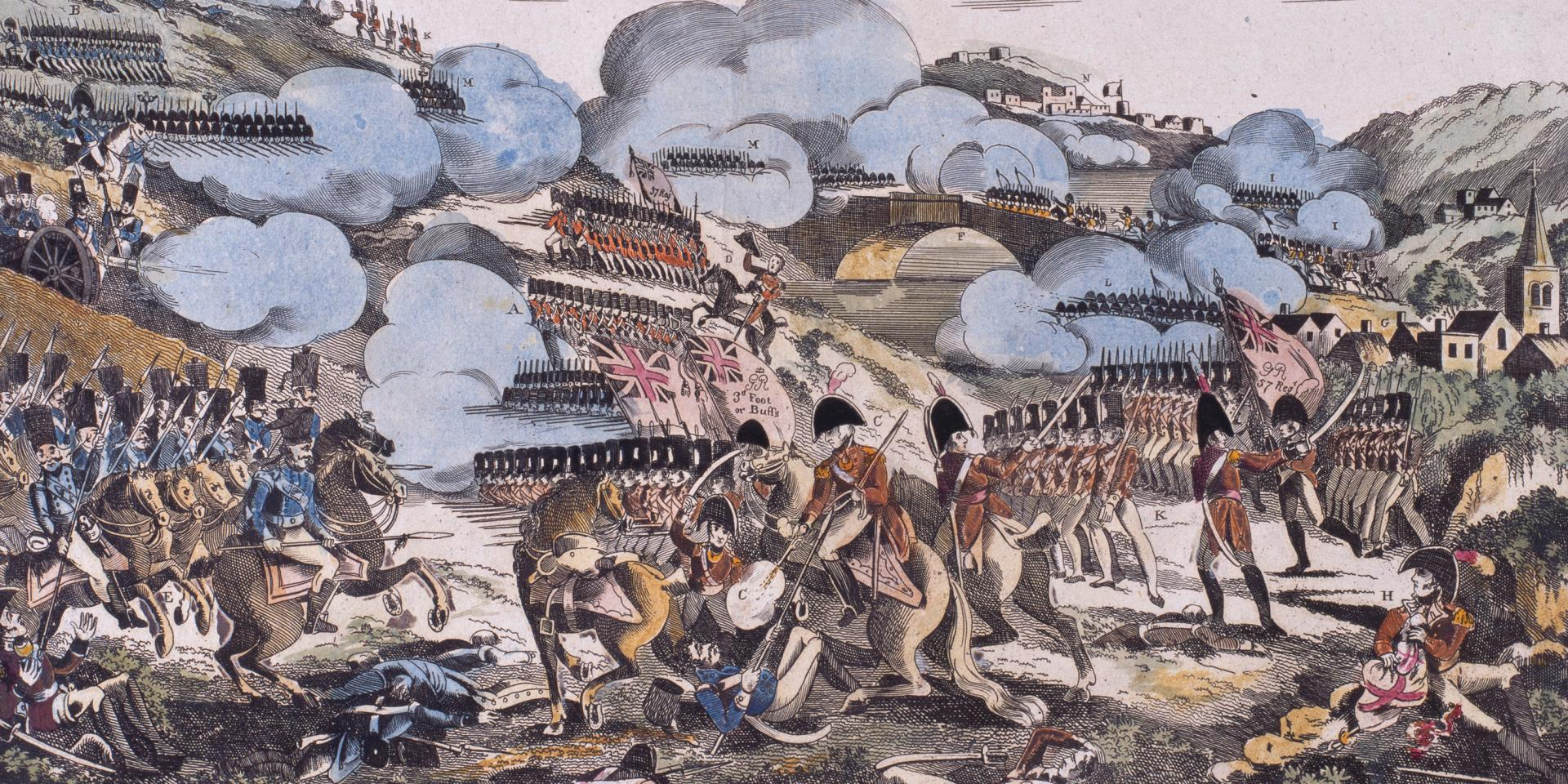 The Battle of Albuhera,1811