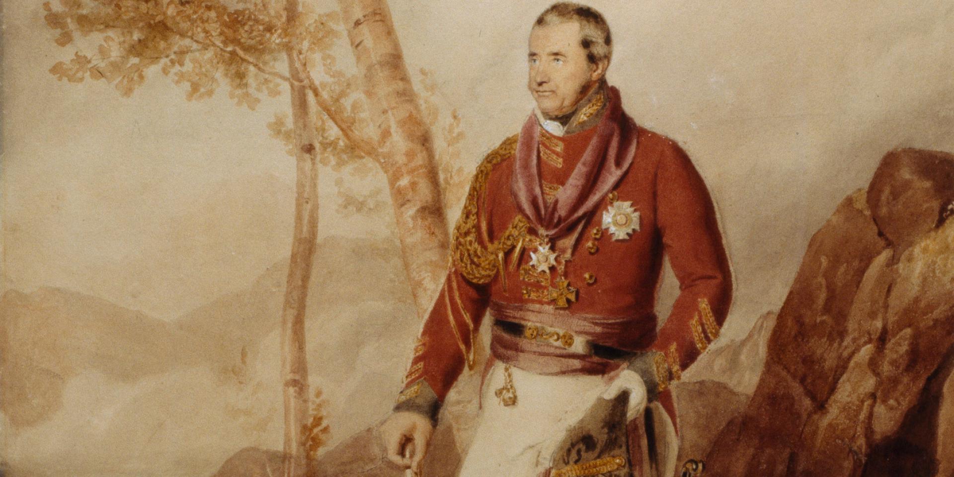 Major General Sir William Inglis, 1815