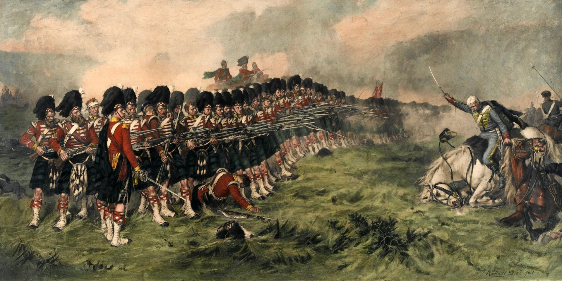 The Thin Red Line, 25 October 1881