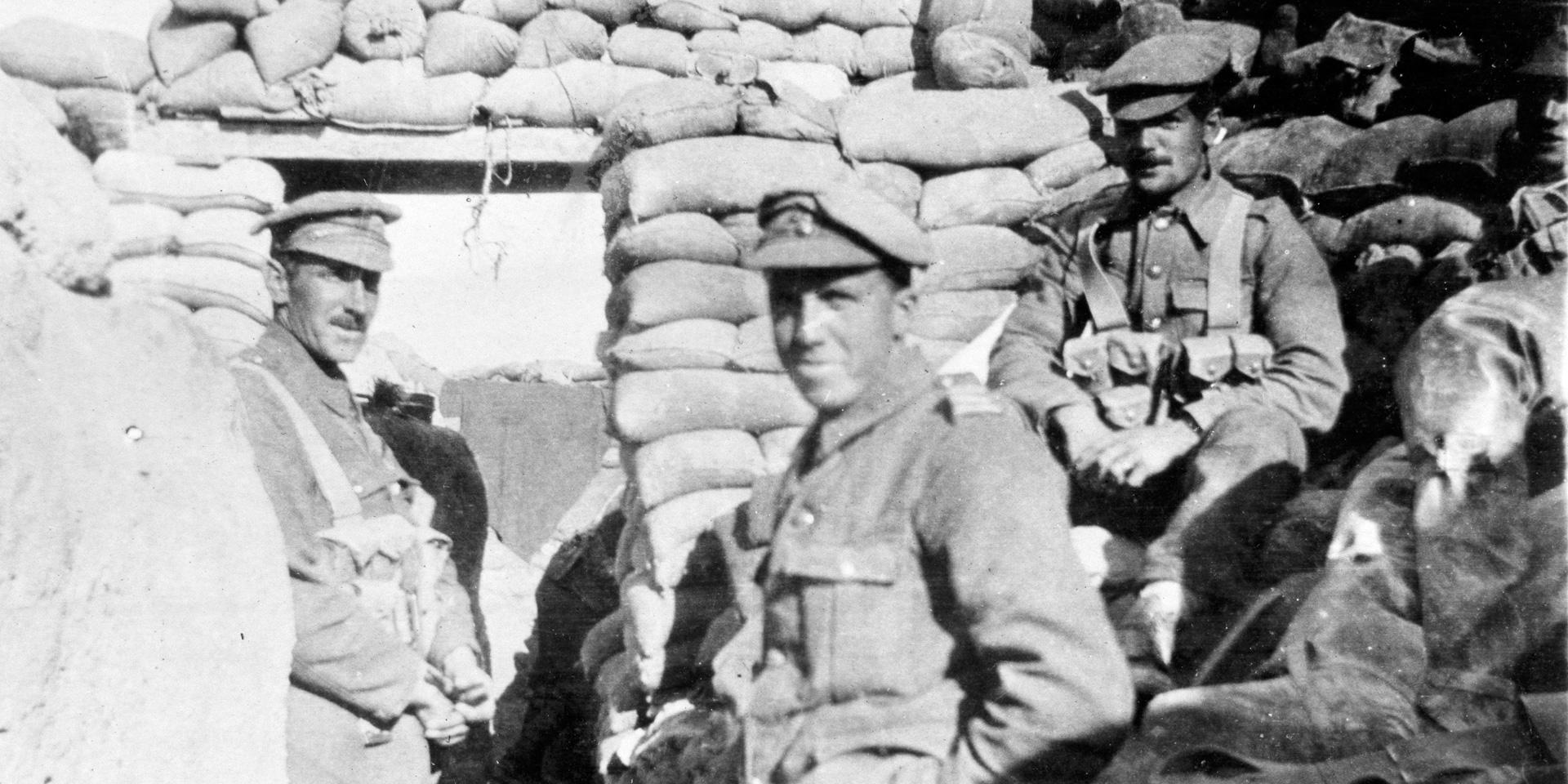 'Xmas Day 1915. Dardanelles', 1915