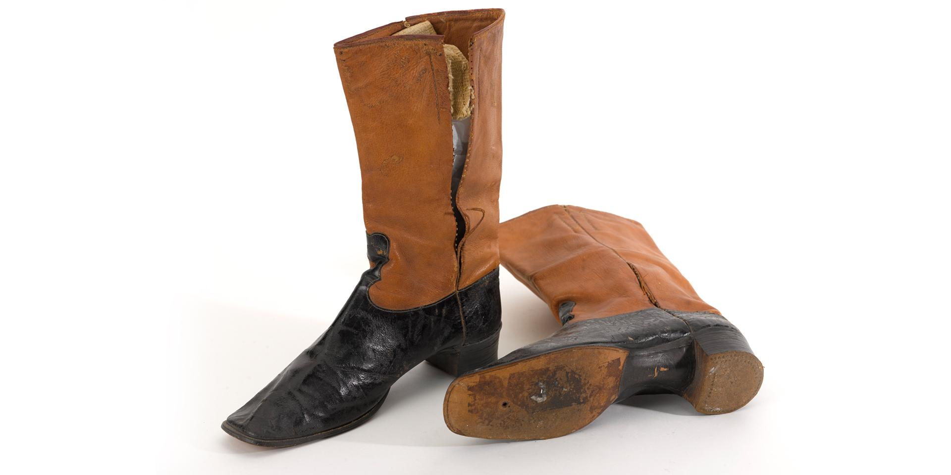 Wellington Boots, 1849