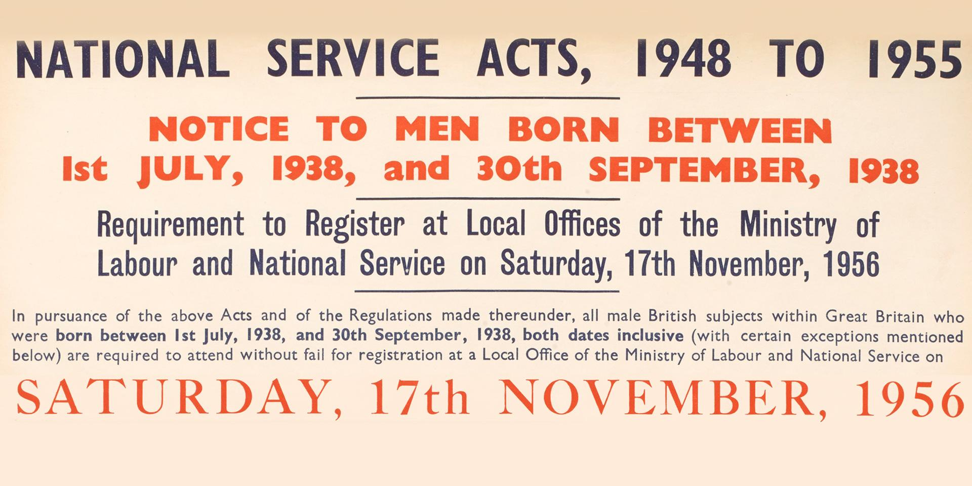 National Service Act