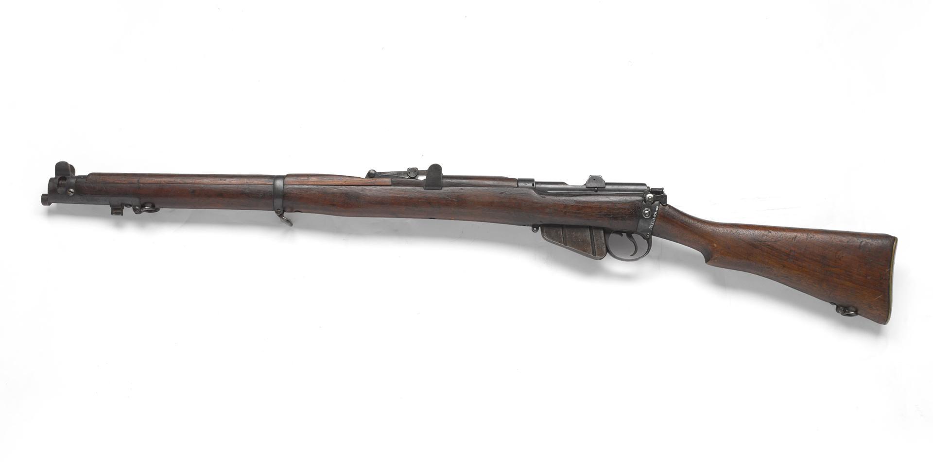 Short Magazine Lee Enfield Rifle Mk III