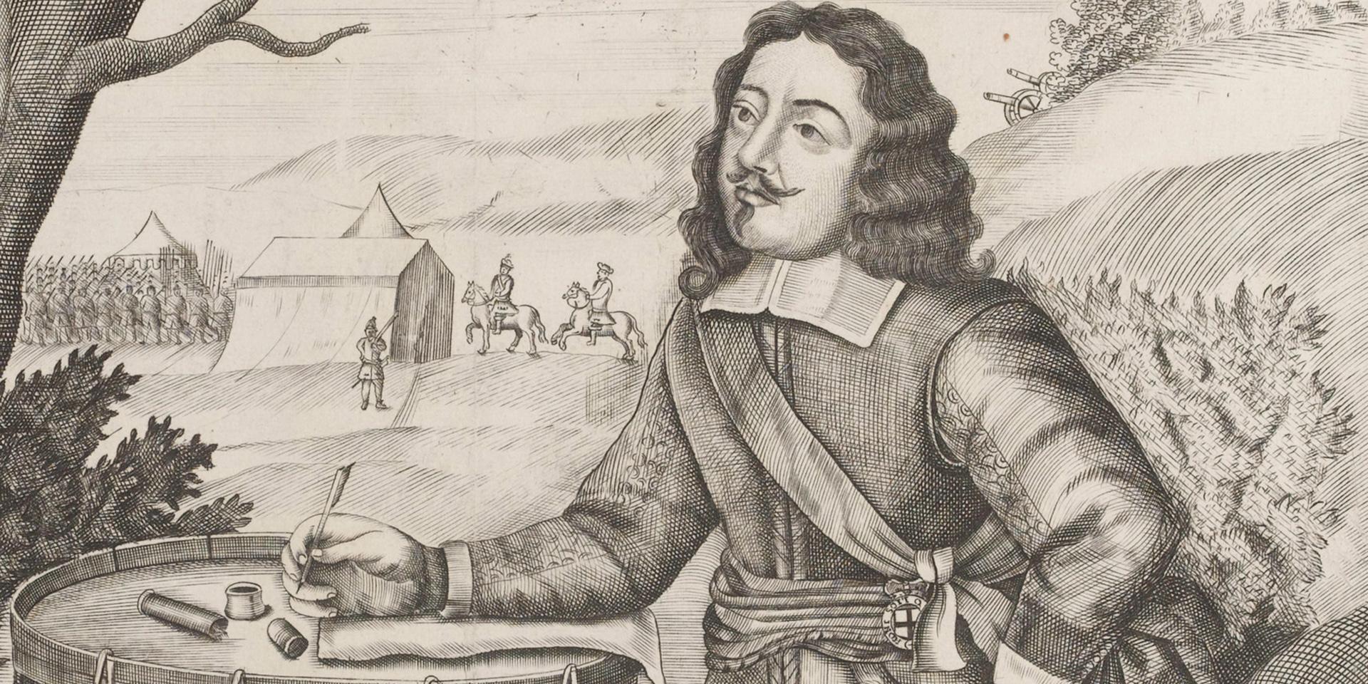 Edward Walker, Secretary of War to King Charles I