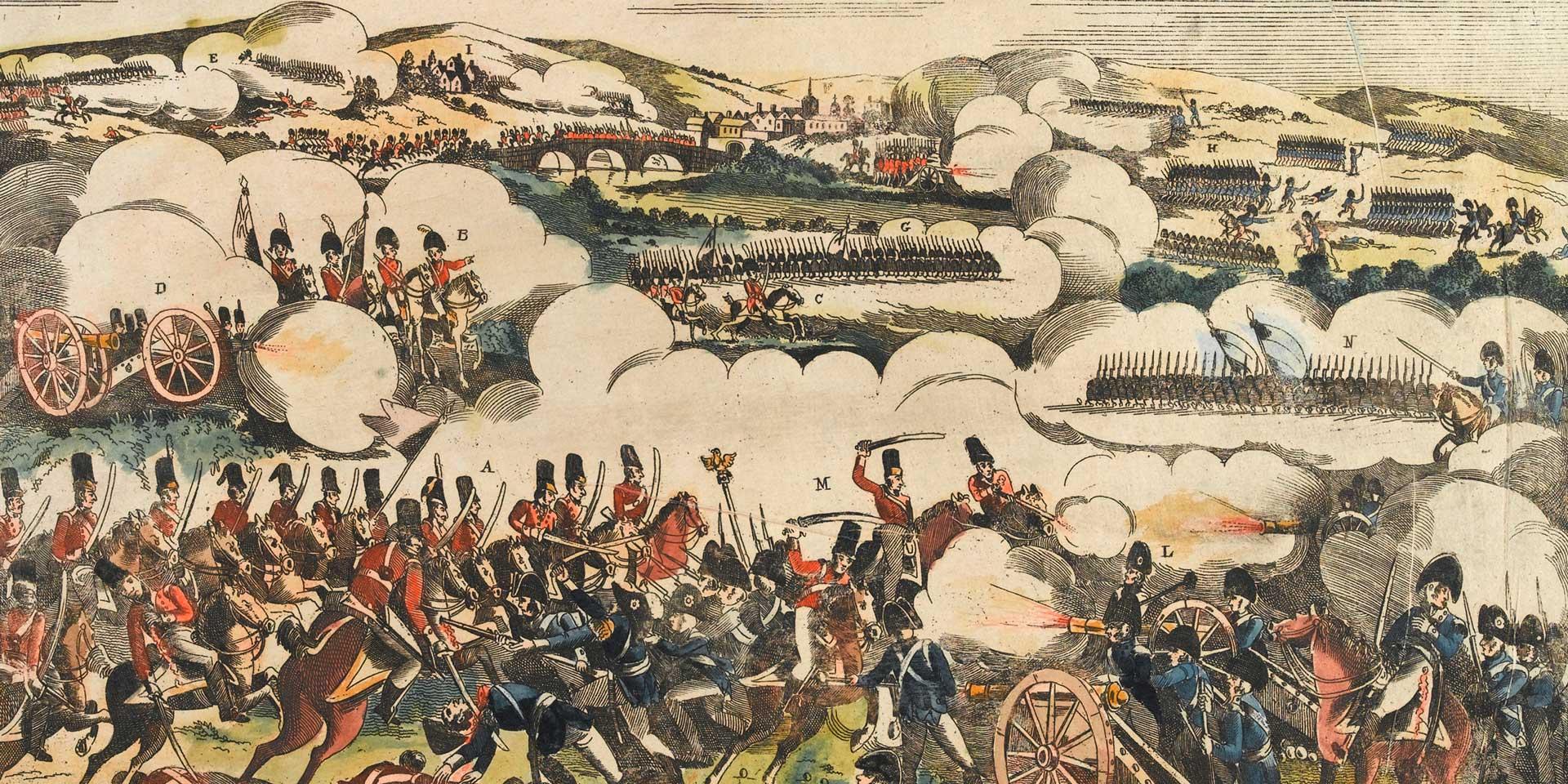Battle of Salamanca, 1812
