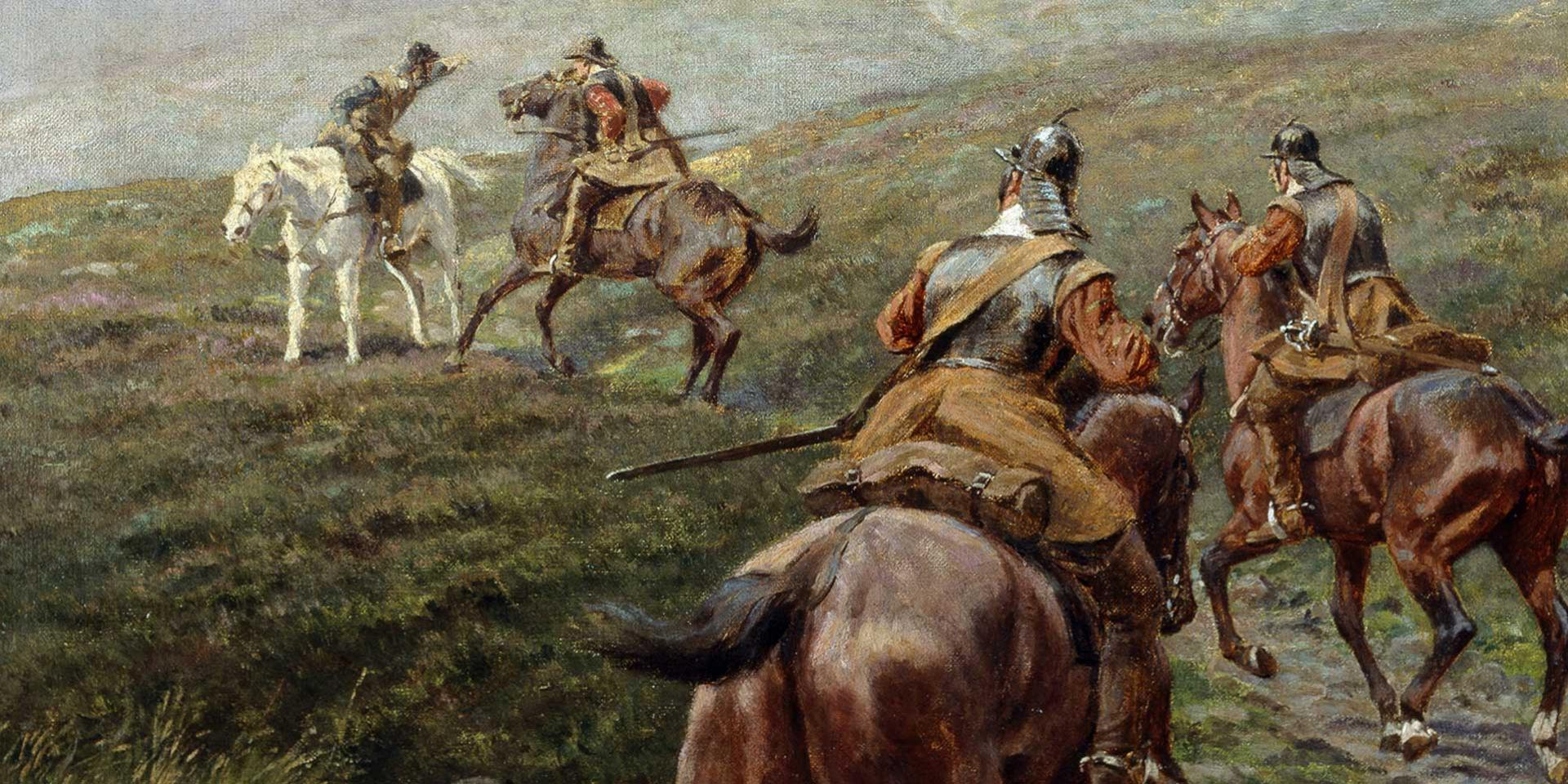 Cavalry of the New Model Army, c1645