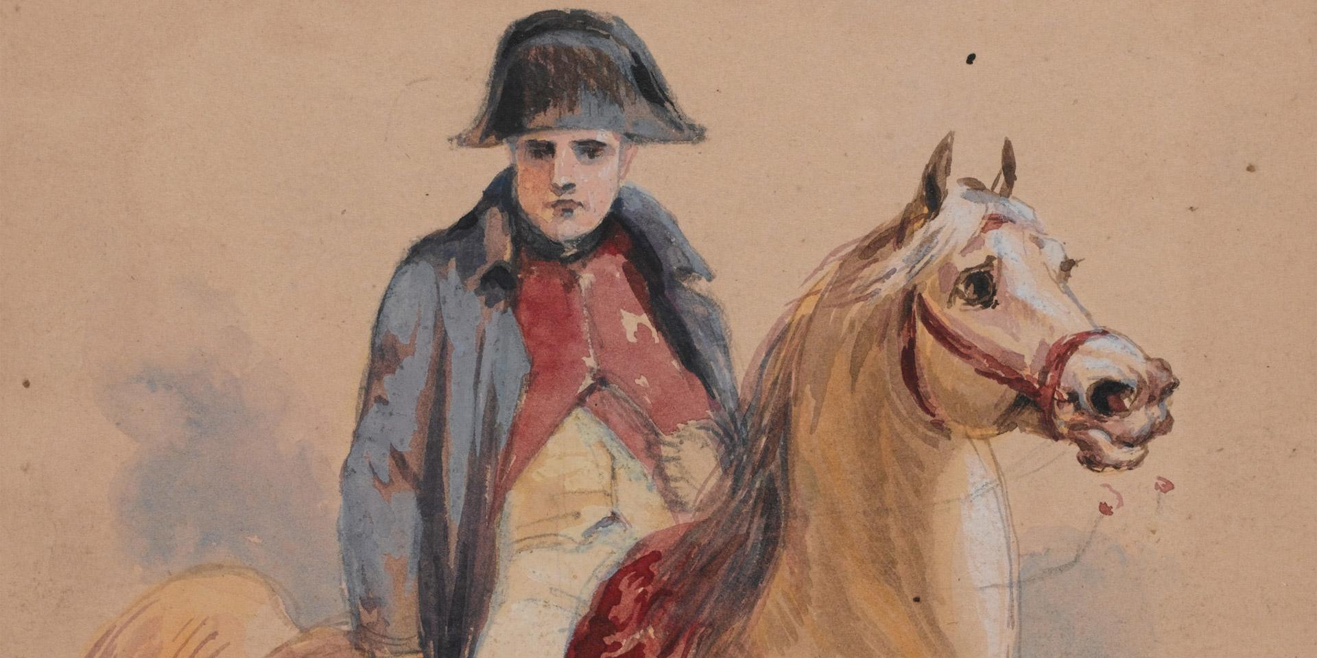 Napoleon and Marengo