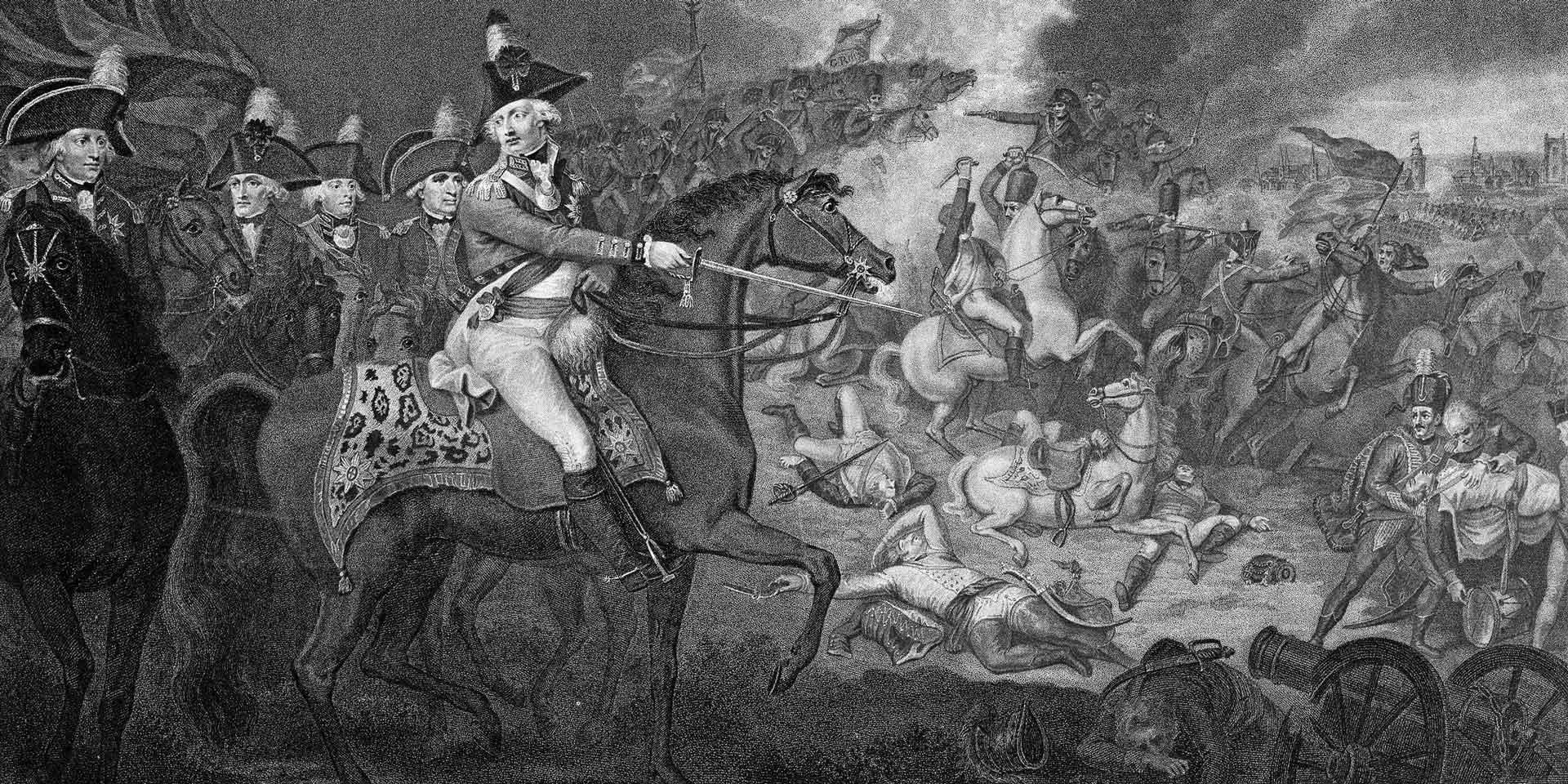 The Battle of Valenciennes, 1793