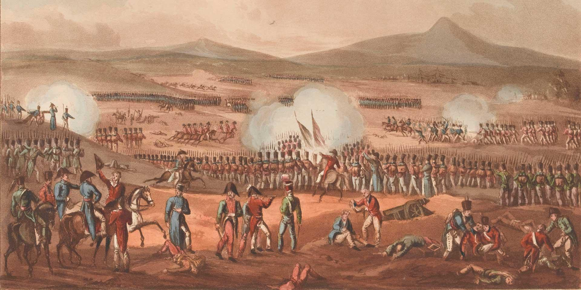 The Battle of Fuentes D'Onoro, 5 May 1811