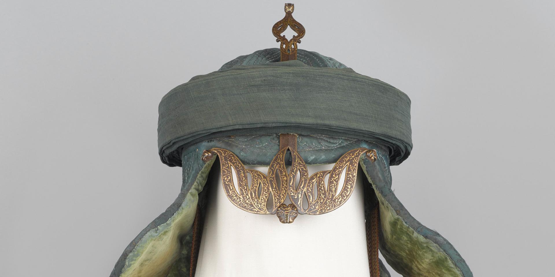 Tıpu Sultan's war turban, c1799
