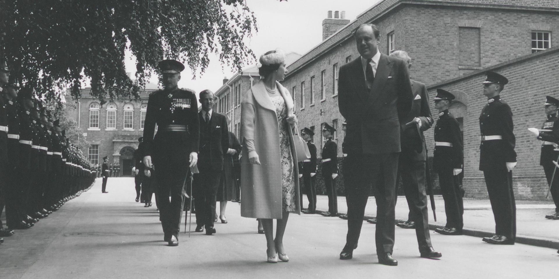 Queen Elizabeth II, Royal Opening, 15 July 1960