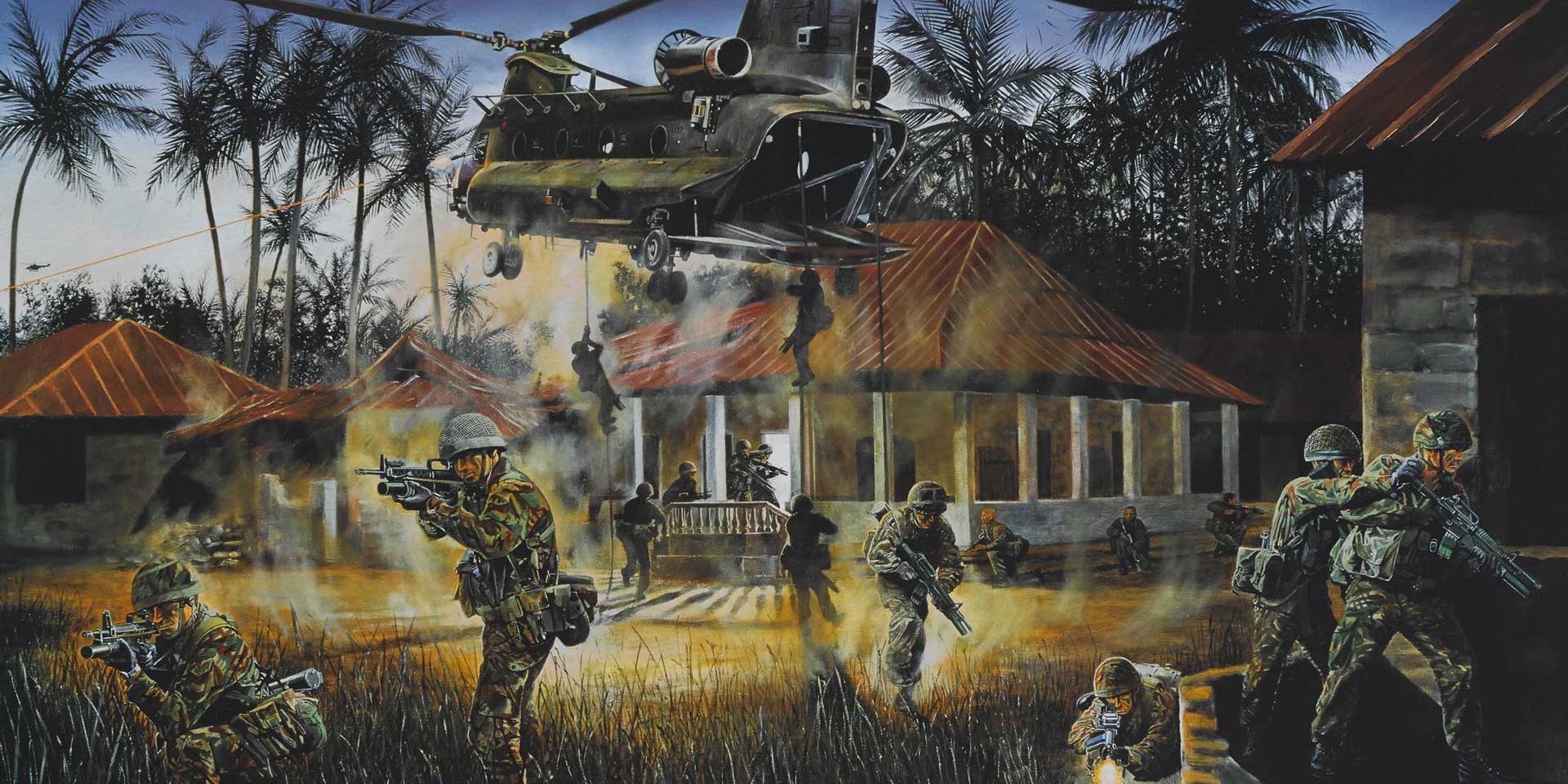 Operation Barras in Sierra Leone, 10 September 2000