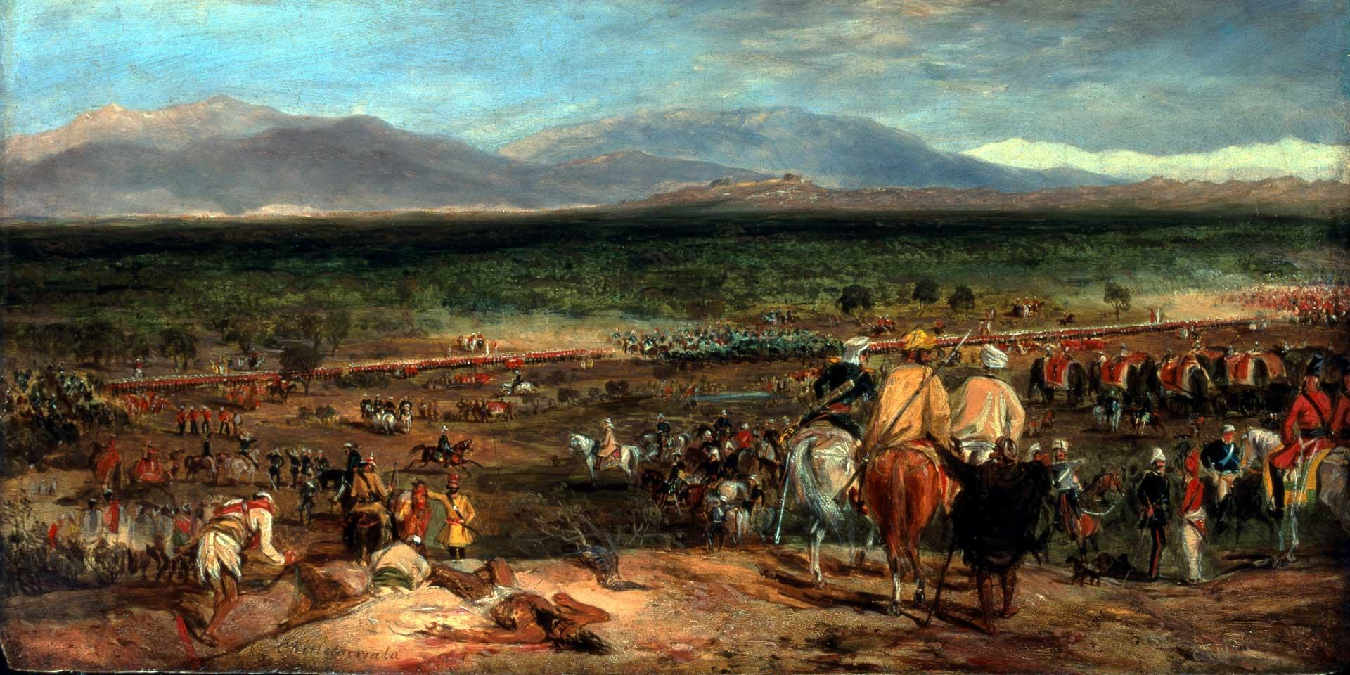 The Battle of Chillianwala, 13 January 1849