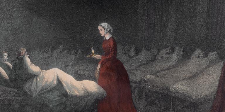 Florence Nightingale: The Lady with the Lamp | National Army Museum