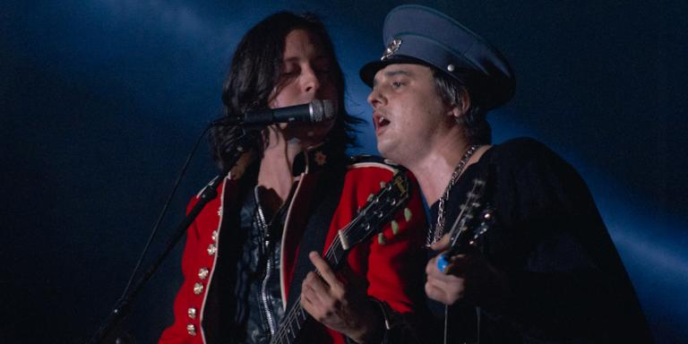 The Libertines performing in 2014, ©Anna Viotti