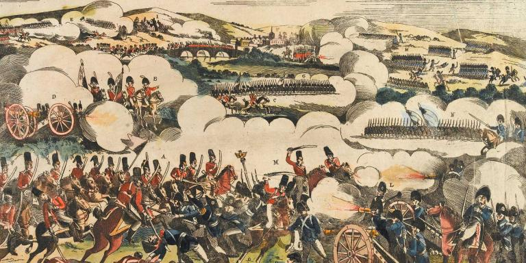 Battle of Salamanca, 1812